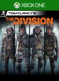Tom Clancy's The Division: Military Specialists Outfits Pack Xbox One Front Cover 1st version