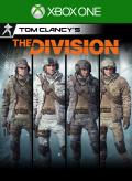 Tom Clancy's The Division: Marine Forces Outfits Pack Xbox One Front Cover 1st version