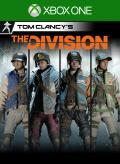 Tom Clancy's The Division: Sports Fan Outfit Pack Xbox One Front Cover 1st version