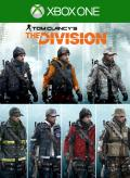Tom Clancy's The Division: Frontline Outfit Pack Xbox One Front Cover 1st version