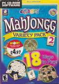 MahJongg Variety Pack 2 Windows Front Cover
