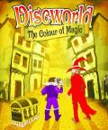 Discworld: The Colour of Magic J2ME Front Cover