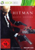 Hitman: Absolution - Outfit Edition Xbox 360 Front Cover