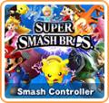 Smash Controller Nintendo 3DS Front Cover