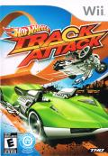 Hot Wheels: Track Attack Wii Front Cover