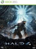 Halo 4: Crimson Map Pack Xbox 360 Front Cover