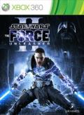 Star Wars: The Force Unleashed II - Endor Xbox 360 Front Cover