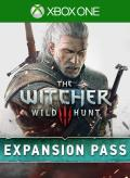 The Witcher 3: Wild Hunt - Expansion Pass Xbox One Front Cover 1st version