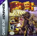 Defender of the Crown Game Boy Advance Front Cover