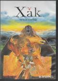 Xak: The Art of Visual Stage Sharp X68000 Front Cover