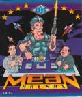 Mean Arenas Amiga Front Cover