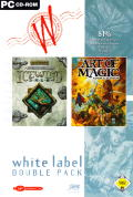 Icewind Dale / The Art of Magic: Magic & Mayhem Windows Front Cover