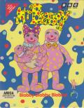 Mr. Blobby Amiga Front Cover