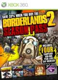 Borderlands 2: Season Pass Xbox 360 Front Cover