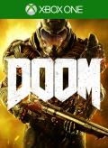 DOOM Xbox One Front Cover