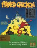 Alfred Chicken Amiga Front Cover