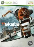 skate 3 Xbox 360 Front Cover