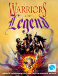 Warriors of Legend DOS Front Cover