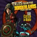 Tales from the Borderlands: Episode Three - Catch a Ride PlayStation 3 Front Cover