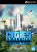 Cities: Skylines (Deluxe Edition) Linux Front Cover