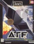 Jane's Combat Simulations: ATF - Advanced Tactical Fighters DOS Front Cover