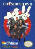 Ghostbusters II NES Front Cover