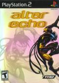 Alter Echo PlayStation 2 Front Cover