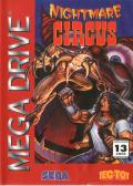 Nightmare Circus Genesis Front Cover