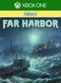 Fallout 4: Far Harbor Xbox One Front Cover