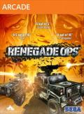Renegade Ops: Cold Strike Xbox 360 Front Cover