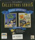 Sam & Max and Day of the Tentacle Classic Adventures Pack DOS Front Cover