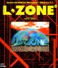 L-Zone Macintosh Front Cover