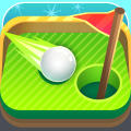Mini Golf Matchup iPad Front Cover