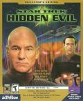 Star Trek: Hidden Evil (Collector's Edition) Windows Front Cover