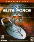 Star Trek: Voyager - Elite Force Expansion Pack Windows Front Cover