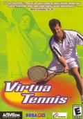 Virtua Tennis Windows Front Cover