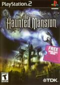 Disney's The Haunted Mansion PlayStation 2 Front Cover