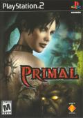 Primal PlayStation 2 Front Cover