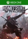 Homefront: The Revolution Xbox One Front Cover