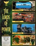The Lords of Power Amiga Front Cover