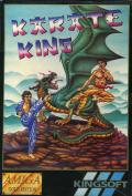 Karate King Amiga Front Cover