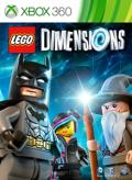 LEGO Dimensions Xbox 360 Front Cover