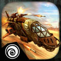Sandstorm: Pirate Wars iPad Front Cover