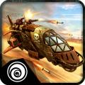 Sandstorm: Pirate Wars Android Front Cover