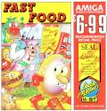 Fast Food Amiga Front Cover