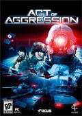 Act of Aggression Windows Front Cover