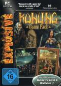 Konung Game Pack Windows Front Cover