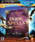 Wonderbook: Book of Spells PlayStation 3 Front Cover
