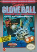 Super Glove Ball NES Front Cover