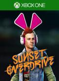 Sunset Overdrive: Rock n' Hop Headphones Xbox One Front Cover 1st version